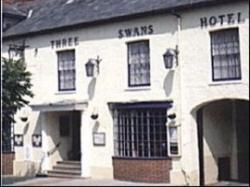 Three Swans Hotel, Hungerford, Berkshire
