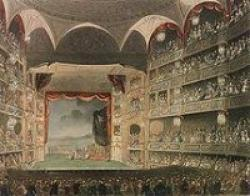 Opening of the Royal Opera House