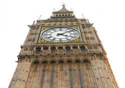 Big Ben Winched into Place